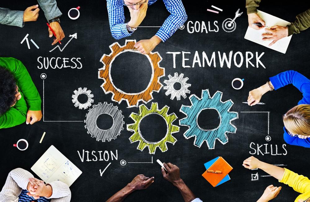 Teamwork - Business Horepower