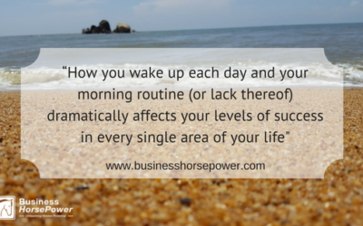 Does Your Morning Routine Set You Up For Success?