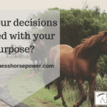 Are your decisions aligned with your purpose_