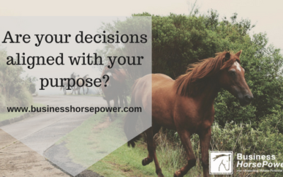 Are Your Decisions Aligned With Your Purpose?